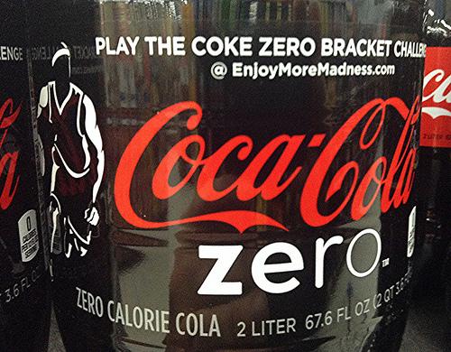 Coca Cola Zero, Coke Zero, March Madness